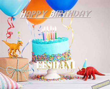 Birthday Images for Eeshani