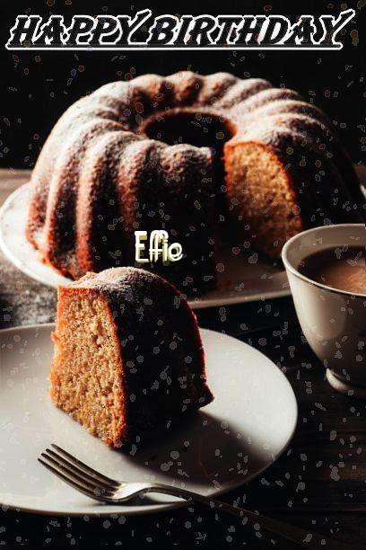 Happy Birthday Effie