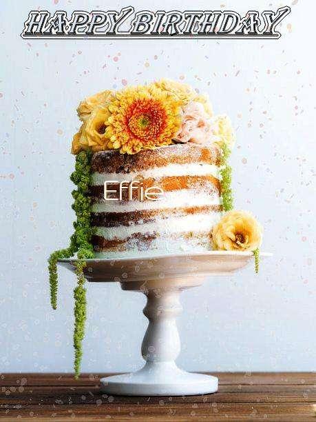Effie Cakes