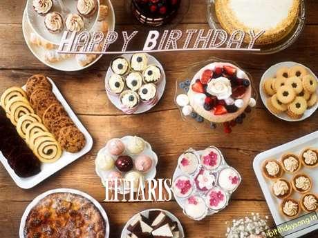 Happy Birthday Efharis