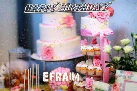 Wish Efraim