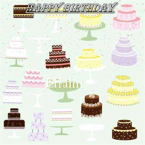 Efraim Cakes