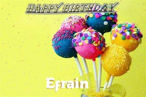Efrain Cakes