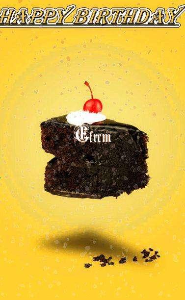Happy Birthday Efrem