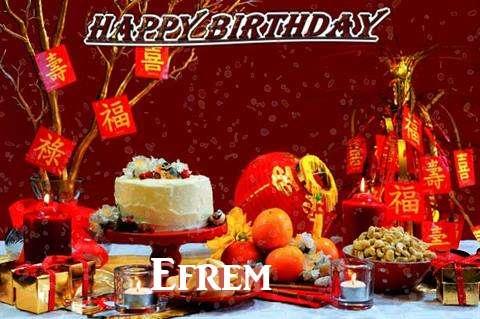 Wish Efrem