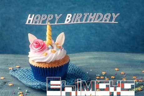 Happy Birthday Ehimaya
