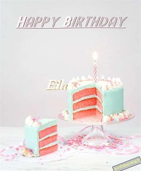 Happy Birthday Wishes for Eila