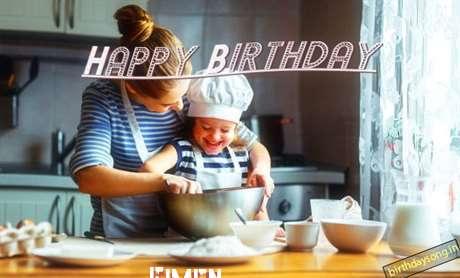 Happy Birthday Wishes for Eimen