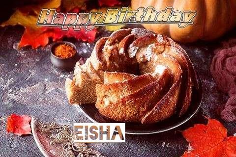 Happy Birthday Eisha
