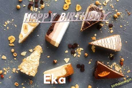 Happy Birthday Eka