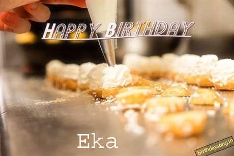 Eka Birthday Celebration