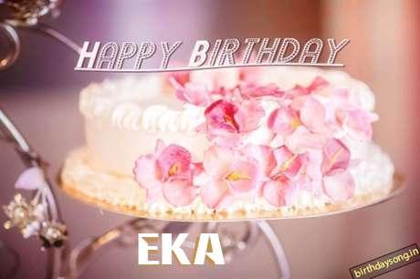 Happy Birthday Wishes for Eka