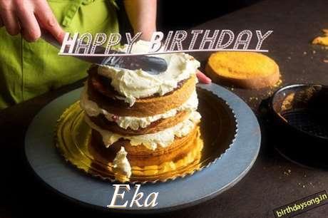 Happy Birthday to You Eka