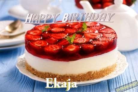 Ekaja Birthday Celebration