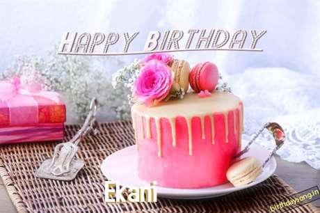 Happy Birthday to You Ekani