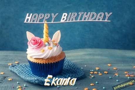Happy Birthday Ekanta