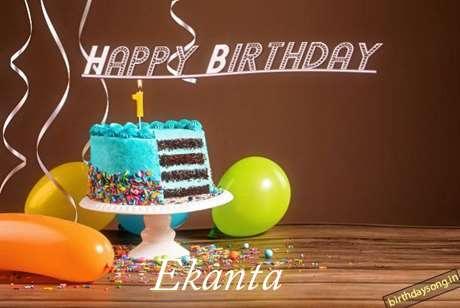 Ekanta Birthday Celebration