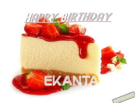 Ekanta Cakes