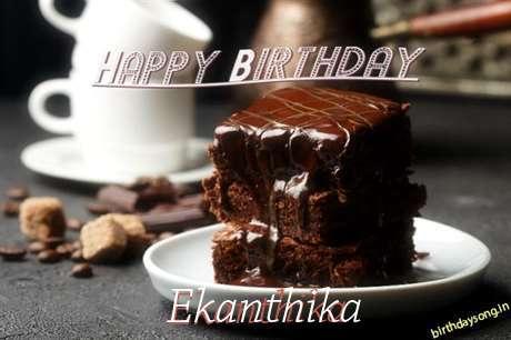 Ekanthika Birthday Celebration