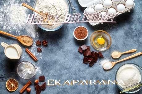 Birthday Wishes with Images of Ekaparana
