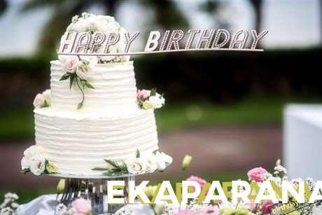 Ekaparana Birthday Celebration