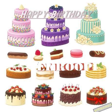 Ekroopi Cakes