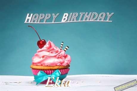 Happy Birthday to You Ekta
