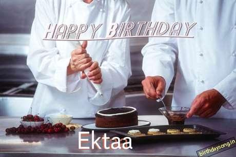 Ektaa Birthday Celebration