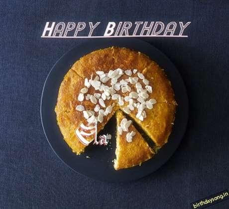 Happy Birthday Ela Cake Image