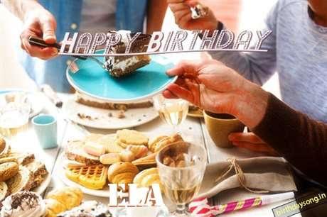 Happy Birthday to You Ela