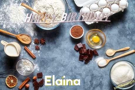 Birthday Wishes with Images of Elaina