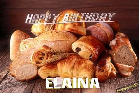 Happy Birthday to You Elaina