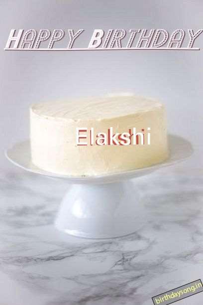 Birthday Images for Elakshi