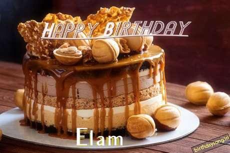 Happy Birthday Elam