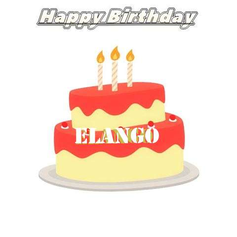 Birthday Wishes with Images of Elango
