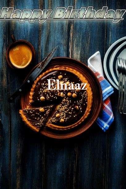 Happy Birthday Cake for Elnaaz