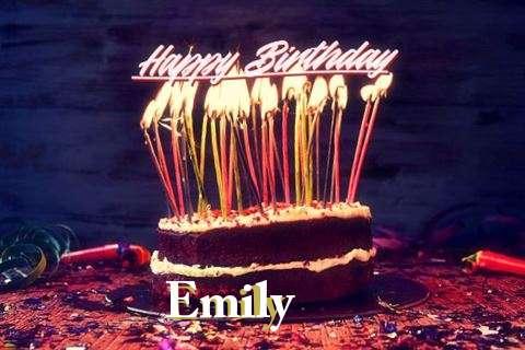 Happy Birthday to You Emily