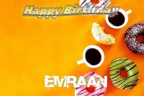 Happy Birthday Emraan