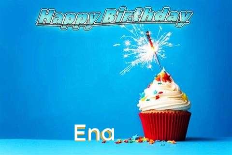 Happy Birthday to You Ena