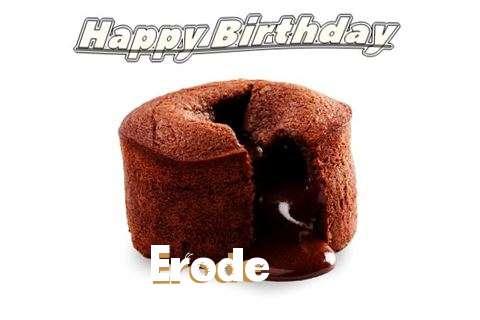 Erode Cakes