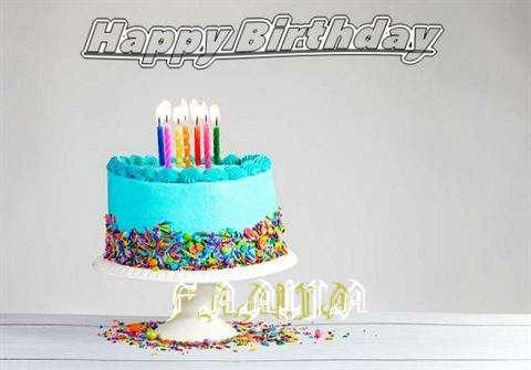 Wish Faaija
