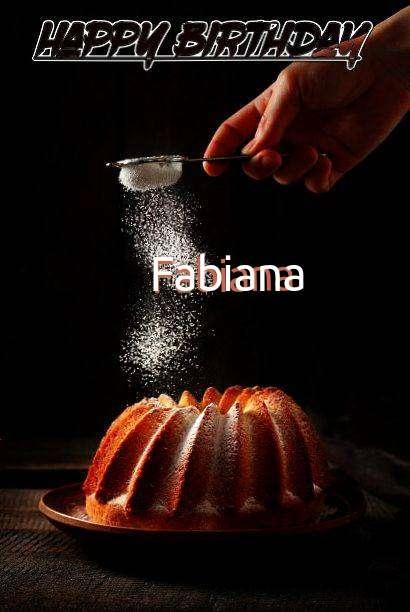 Birthday Images for Fabiana