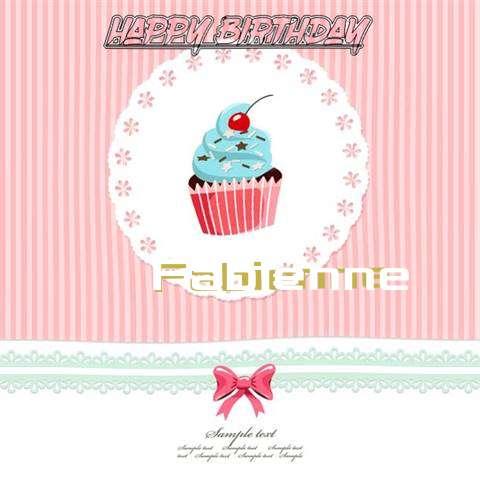 Happy Birthday to You Fabienne