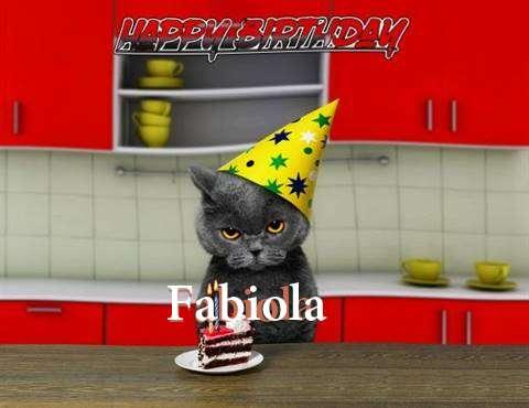 Happy Birthday Fabiola