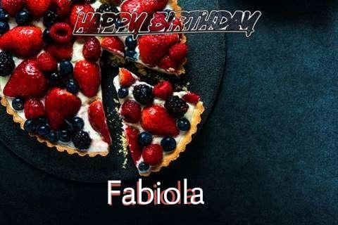 Fabiola Birthday Celebration