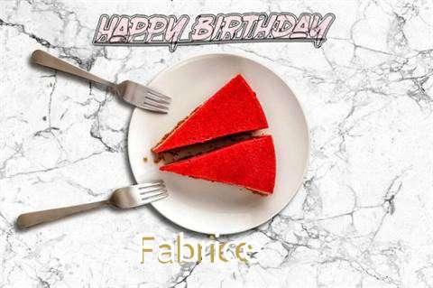 Happy Birthday Fabrice
