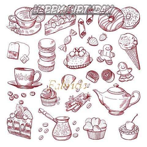 Happy Birthday Wishes for Fabricio
