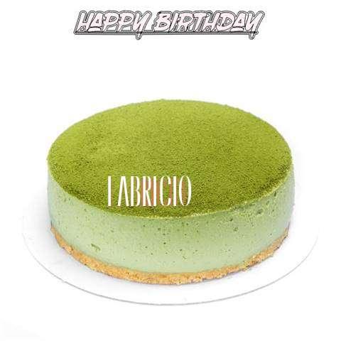 Happy Birthday Cake for Fabricio