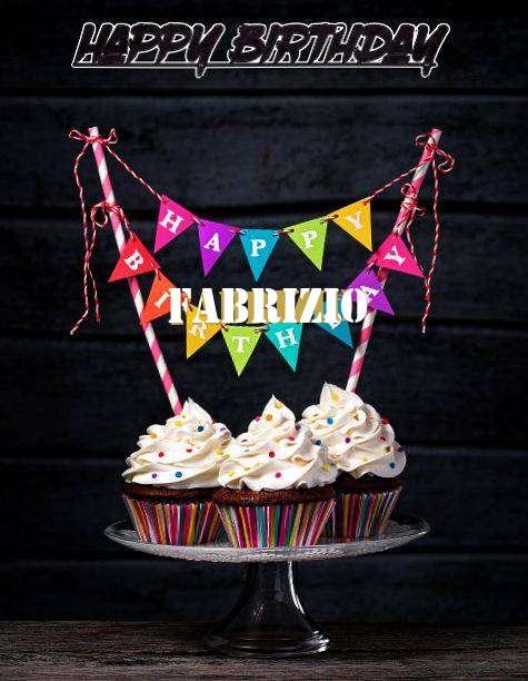 Happy Birthday Fabrizio