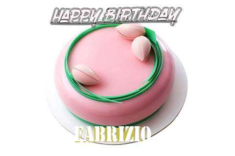 Happy Birthday Cake for Fabrizio